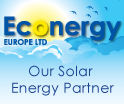 Econergy Ltd our Solar Energy partner